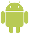 The Android robot is reproduced or modified from work created and shared by Google and used according to terms described in the Creative Commons 3.0 Attribution License.